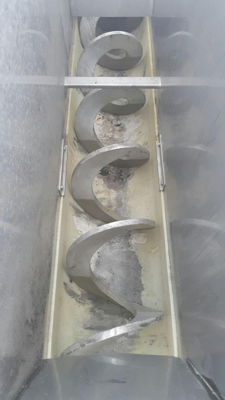 SP Series Shaftless Screw Conveyor